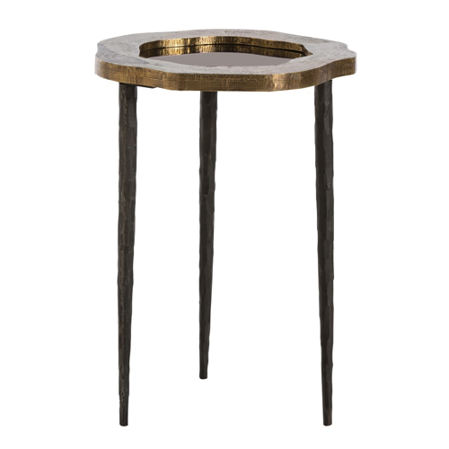 Pulp Home – Brutalist Accent Table
