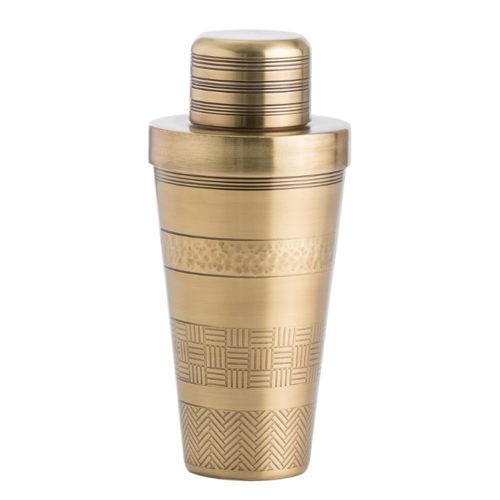 Pulp Home – Rickey Cocktail Shaker – Gold.