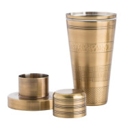 Pulp Home – Rickey Cocktail Shaker – Gold