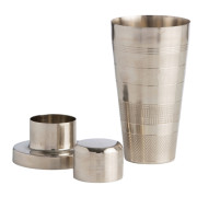 Pulp Home – Rickey Coctail Shaker – Silver