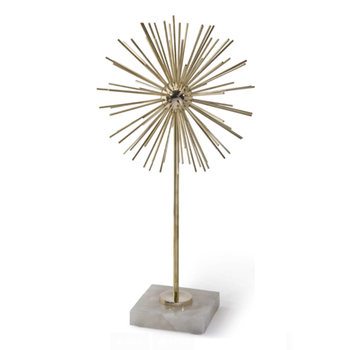 Pulp Home – Spike Brass Sculpture.001