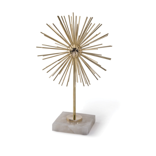 Pulp Home - Spike Brass Sculpture