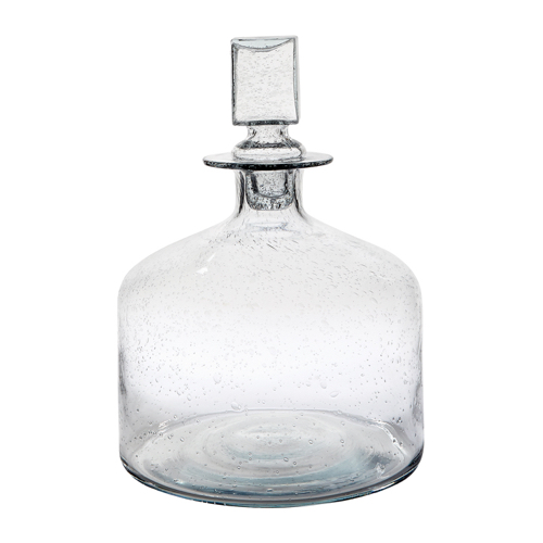 Pulp Home – Clear Decanter, small