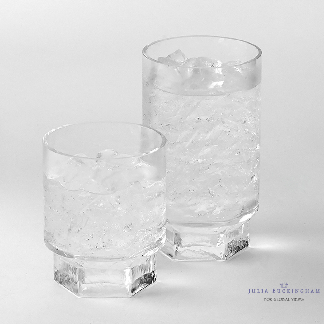 Pulp Home - Hex Glassware