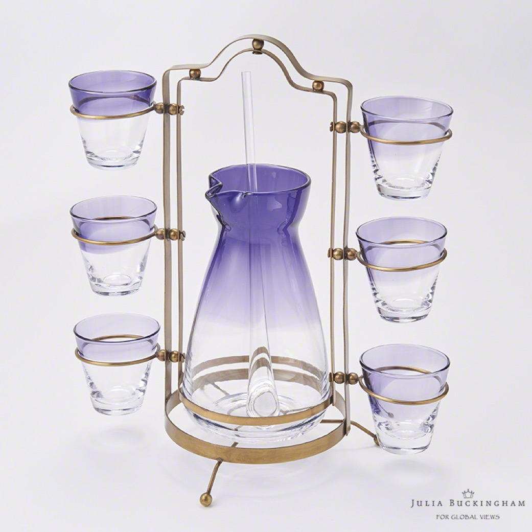 Pulp Home - Royal Decanter Caddy