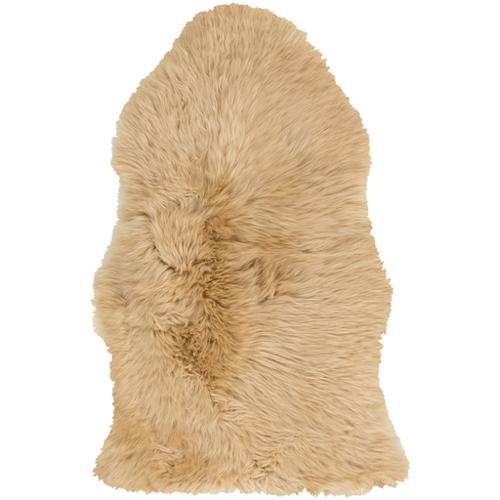 Pulp Home - Sheepskin Beige Rug 2 x 3