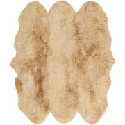 Pulp Home – Sheepskin Beige Rug 6 x 6