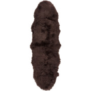 Pulp Home – Sheepskin Chocolate Rug 2 x 6
