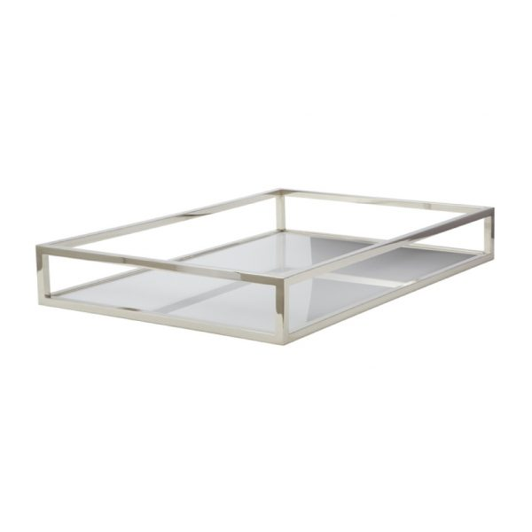 Pulp Home – White Box Rod Rectangular Tray