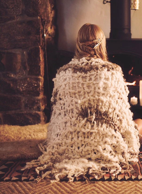 10 Ways to Cozy Up in Style This Winter