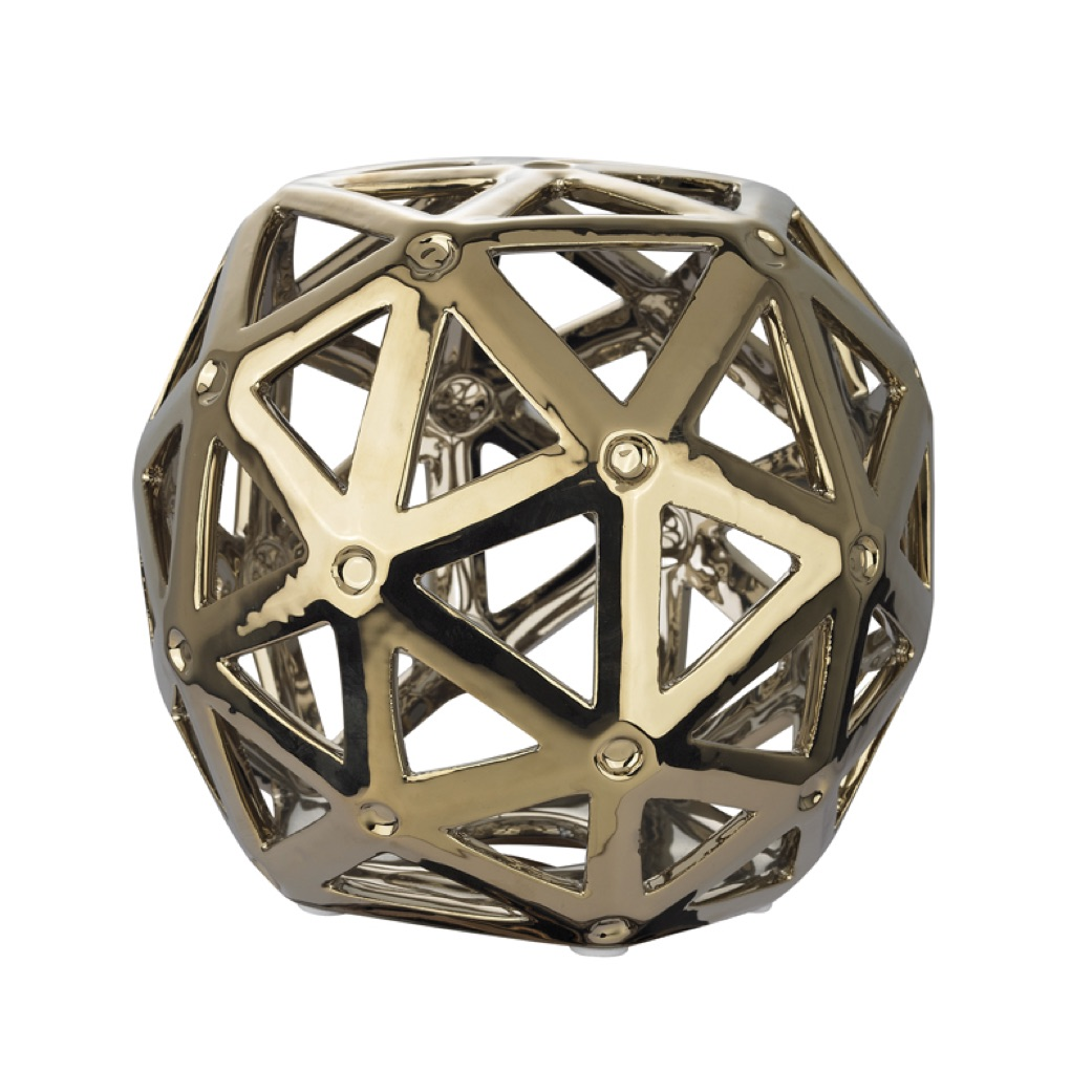 Pulp Home - Perforated Multi-Hexagonal Stand
