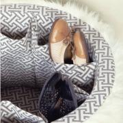 Pulp Home – Yolo Ivory Shoe Storage Ottoman