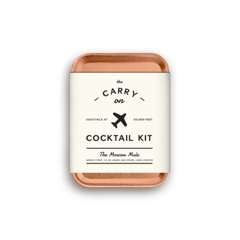 Pulp Home – Carry on Cocktail Kit