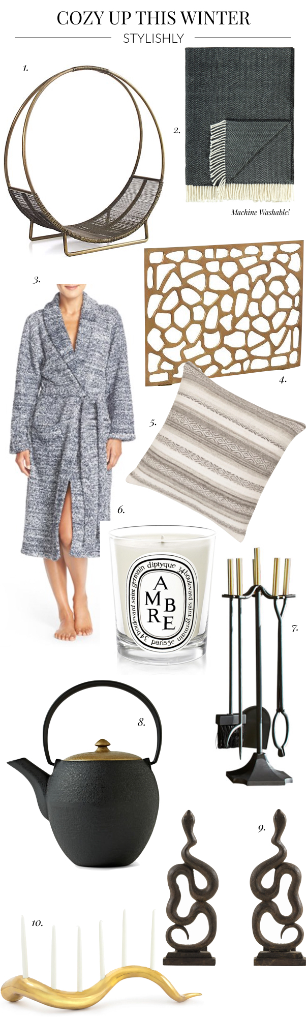 cozy up this winter stylishly