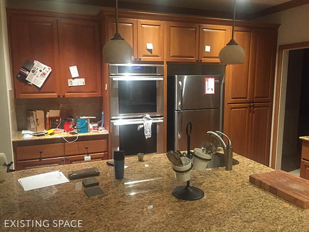 existing kitchen 1