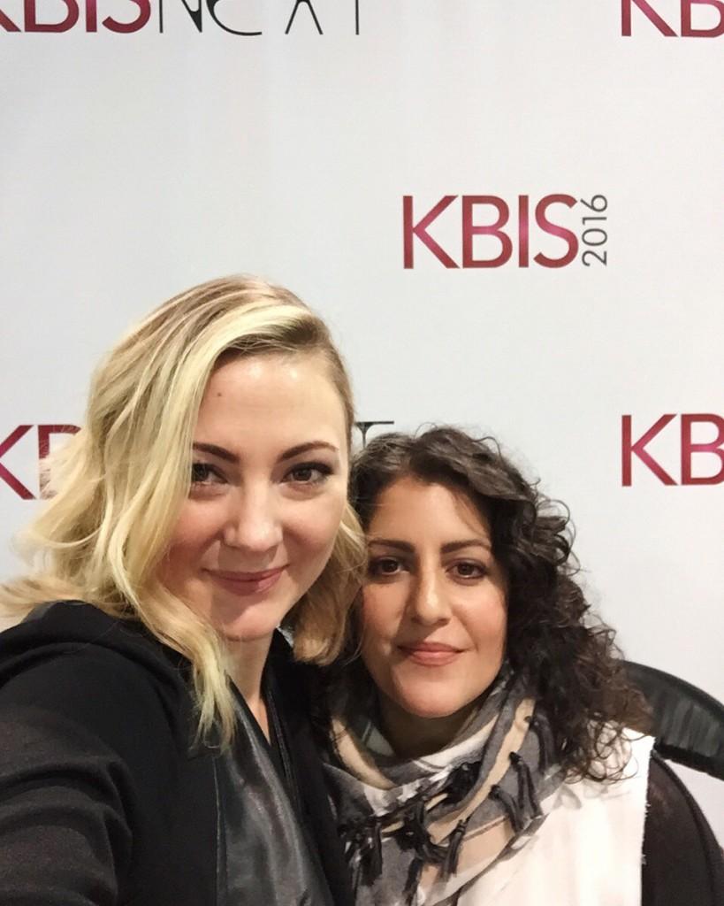 Beth and Carolina Pulp at KBIS