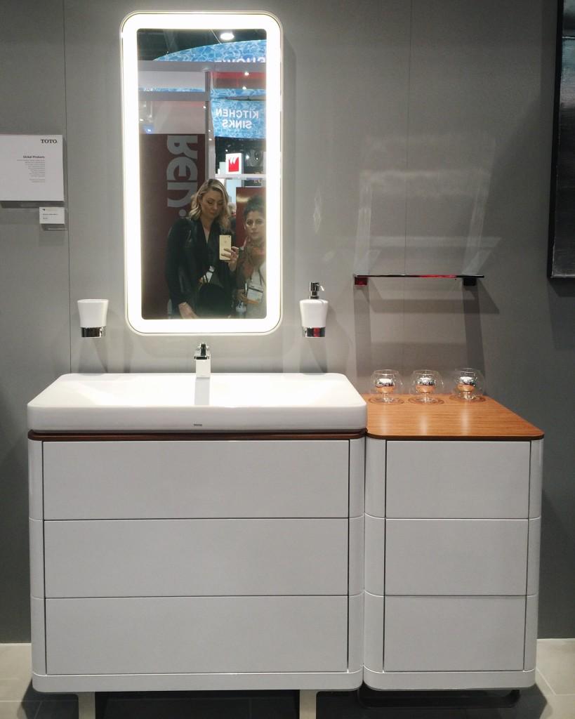 TOTO plumbing at KBIS