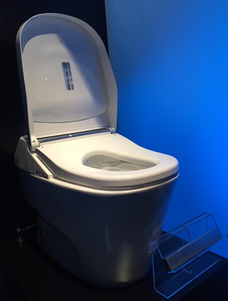 TOTO toilet as featured on Kardashians