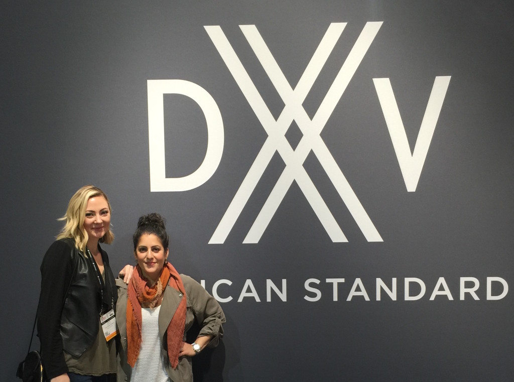 Beth Dotolo Carolina Gentry DXV Design Panel 2016