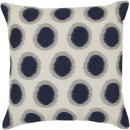 Pulp Home - Ikat Dot Pillow