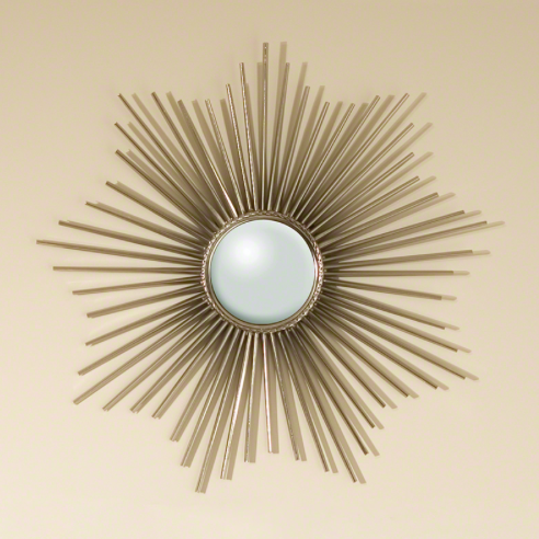 Pulp Home – Mini Starburst Mirror