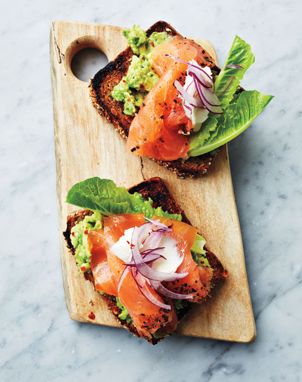 5 Delicious Toast Recipes