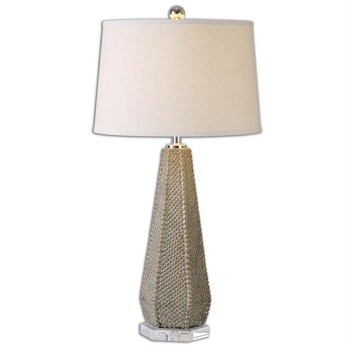 Pulp Home – Pontius Taupe Lamp