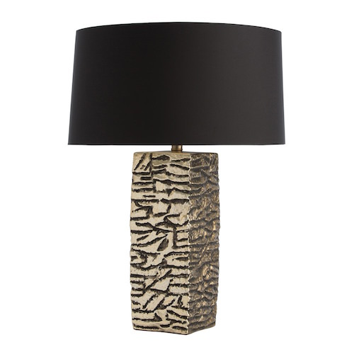 Pulp Home – Swanson Lamp – Gold
