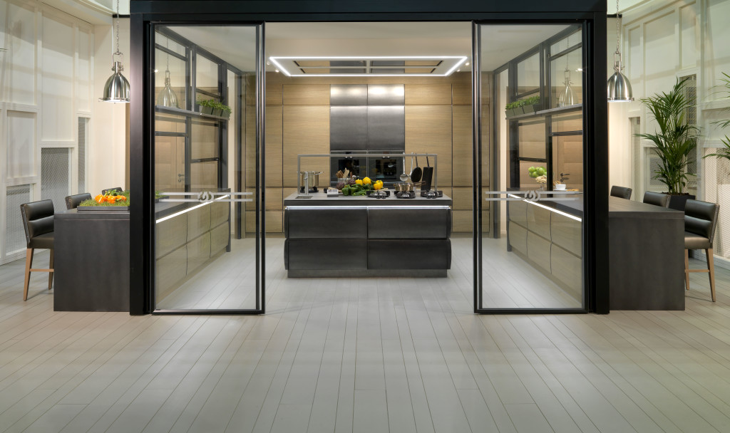 Sam Cronos Lottocento Kitchen