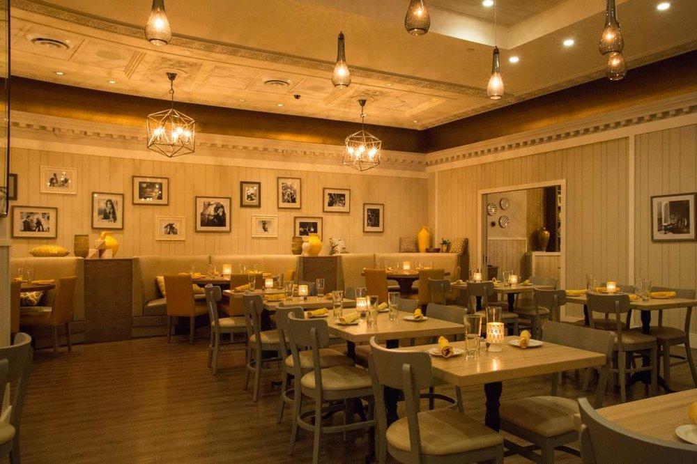 Serafina Old World Italian Restaurant With A Multiregional Traditional Menu Seasonal Outdoor Patio O