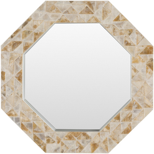 Pulp Home - Soloman Tan Mirror
