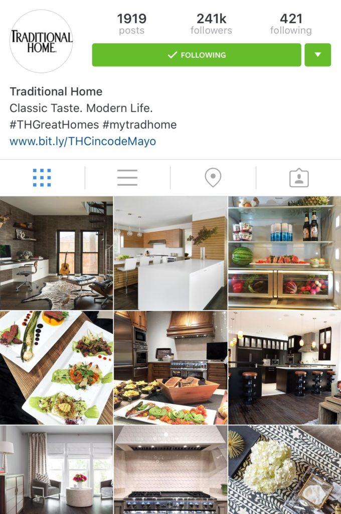 Instagram, Traditional Home, Pulp Design Studios