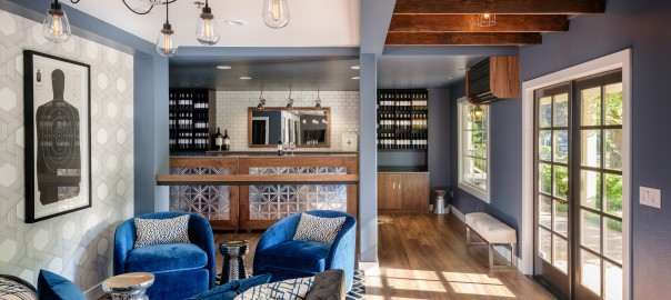 Woodinville Winery, Guardian Cellars, Interior Design