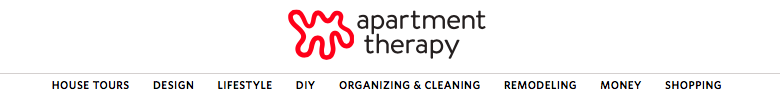 Apartment Therapy Header