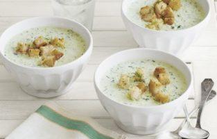 6 Summer Soup Recipes