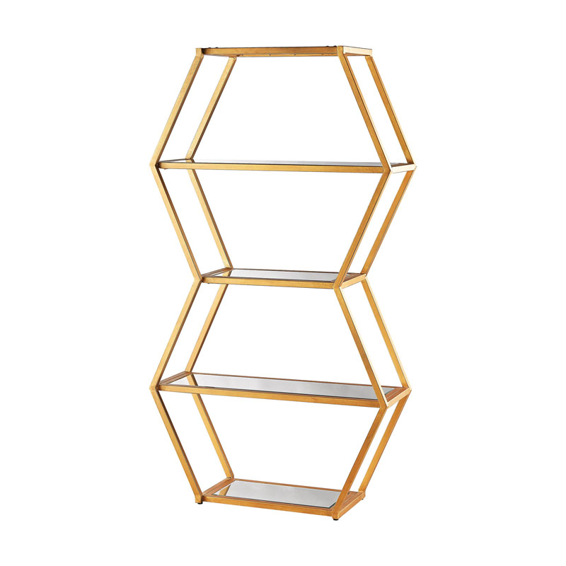 Hex Shelving Unit
