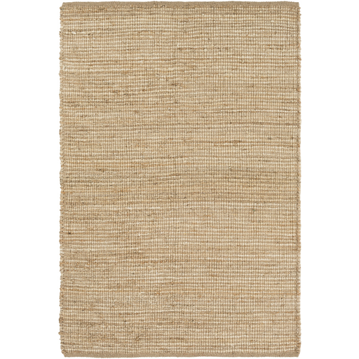 Pulp Home - Cream and Jute Rug