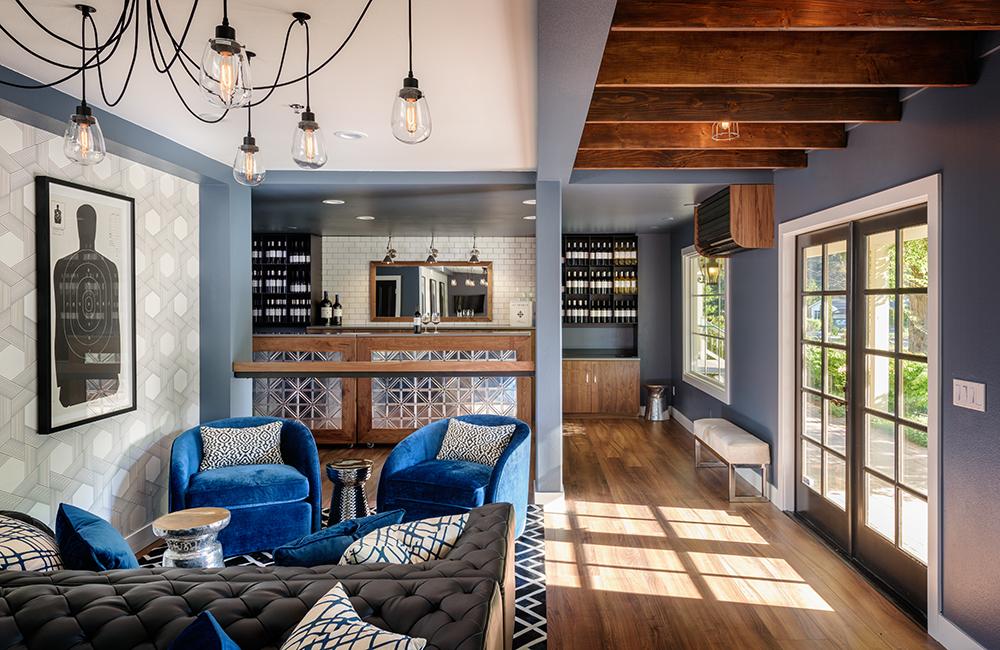 Pulp Design Studios Guardian Cellars - Lounge Overall