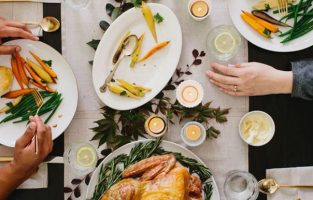The Pulp Culture: Chic Thanksgiving Recipes
