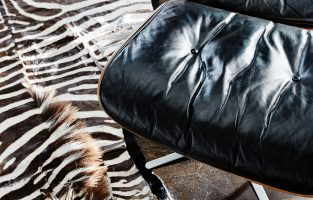 10 Luxurious Leather Items for the Home
