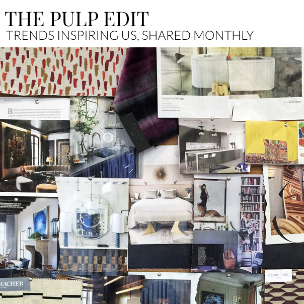 The Top 10 Interior Design Trends in November 2017 Pulp Design