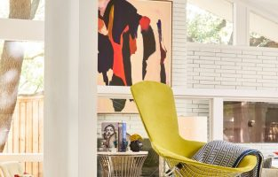 Home Tour: Livable Mid-Century Home