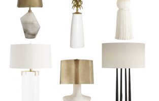 Our 6 Favorite Table Lamps