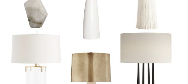 Bold Table Lamps