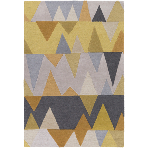 Pulp Home - Kennedy Rug, Yellow