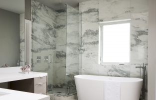 Interior Trend — Bold and Unexpected Marble