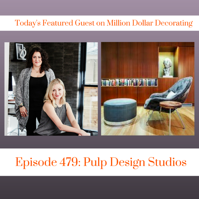 Million Dollar Decorating Podcast Press