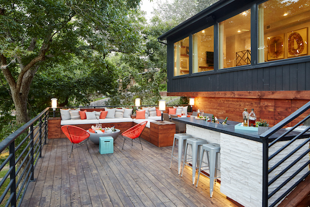 Pulp Outdoor Entertaining