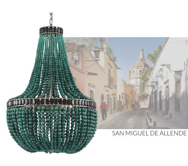 San Miguel De Allende Interior inspiration