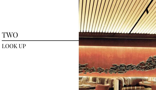 Pulp Edit Dynamic Ceiling from Nobu